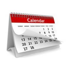 Расчет фиксированных выплат при регистрации не в первые дни календарного года