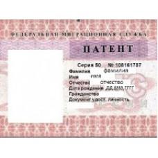 Некоторые заминки в принятии нормативных актов тормозят выдачу патентов иностранцам на работу в России